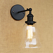 AC 110-130 AC 220-240 40 E26/E27 Campestre Retro Electrochapado Característica for Mini Estilo Bombilla Incluida,Luz AmbienteCandelabro