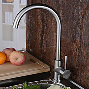 Kitchen faucet - Contemporary Stainless S...