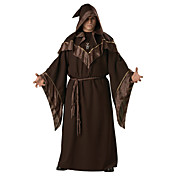 Wizard Cosplay Costume Men's Halloween Ca...