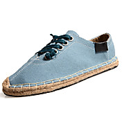 Men's Shoes Tulle Spring / Fall Comfort S...