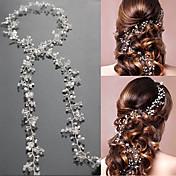 Pearl Crystal Headbands Headwear Head Cha...