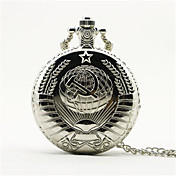 Men's Quartz Wrist Watch Pocket Watch Cas...