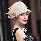 Flax Feather Fascinators Hats 1 Wedding S...
