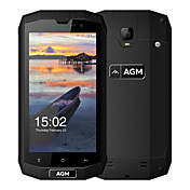 AGM AGM A1Q 5.0 Tommer 4G smartphone (4GB + 64GB 13 MP Quad Core 4050)