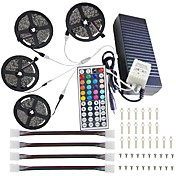 20M(4*5M) 5050 RGB 600 LEDs Strip Lights ...