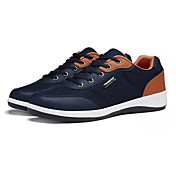 Men's Shoes PU Spring Comfort Athletic Sh...
