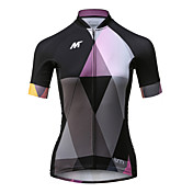 Mysenlan Women's Short Sleeve Cycling Jer...