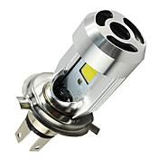 H4 Motorcycle Light Bulbs 20W COB 2000lm ...