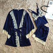 Women's Suits Satin & Silk Nightwear - La...
