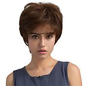 Human Hair Capless Wigs Human Hair Straig...