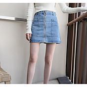 レディース Aライン お出かけ 膝上 スカート ゼブラプリント 夏