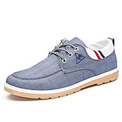 Men's Shoes Canvas Spring / Fall Comfort ...