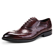Men's Shoes Leather / Cowhide Spring / Fa...
