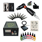 Tattoo Machine Starter Kit - 1 pcs Tattoo...