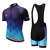 Miloto Men's Short Sleeve Cycling Jersey ...