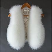 Women's Daily Fall / Winter Short Vest, S...