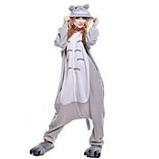 Adults' Kigurumi Pajamas Cat Totoro Onesi...