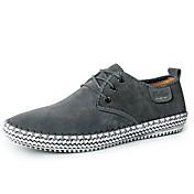 Men's Sneakers Comfort Summer Fall Suede ...