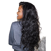 Remy Human Hair Full Lace Lace Front Wig ...