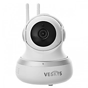VESKYS® 1080P HD 2.0MP Wifi Security Surv...
