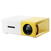 LCD Mini Projector LED Projector 2000 lm ...