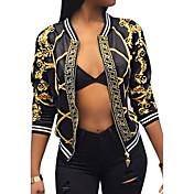 Women's Vintage Street chic Jacket-Color ...