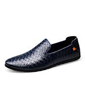Men's Shoes Leatherette / Cowhide Spring ...