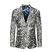 Men's Active Sophisticated Cotton Blazer ...