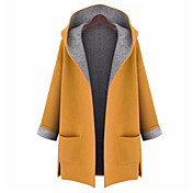 Women's Going out Street chic Plus Size C...