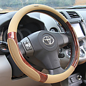 Steering Wheel Covers Rubber 38cm Black /...