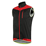 Arsuxeo Men's Cycling Jacket Bike Vest / ...