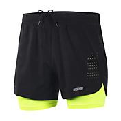 Arsuxeo Men's Running Shorts Quick Dry Li...
