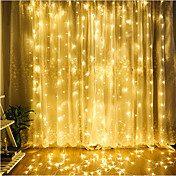 Outdoor 4.5m x 3m LED Curtain Icicle Stri...