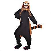 Adults' Kigurumi Pajamas Raccoon Bear One...