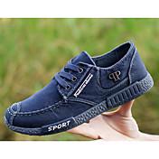 Men's Shoes Denim Spring / Fall Comfort S...