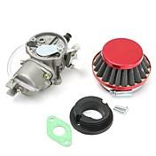 Carburetor Carb Air Filter Intake Manifol...