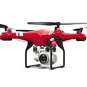 RC Drone FLYRC X52HD 4CH 6 Axis 2.4G With...