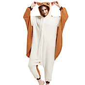 Adults' Kigurumi Pajamas Mouse Squirrel F...