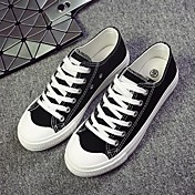 Women's Shoes Canvas Fall Comfort Sneaker...