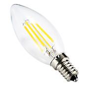 BRELONG® 1st 4W 300-350 lm E14 LED-glödla...