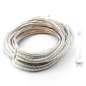 30m 1800SMD LEDs 5050 SMD Warm White / Wh...