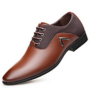 Men's Shoes Oxford Spring / Fall Comfort ...
