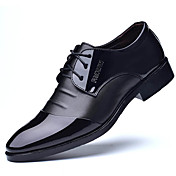Men's Shoes Leatherette Spring Summer Dri...