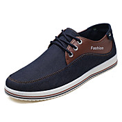 Men's Shoes PU Spring / Fall Comfort Athl...