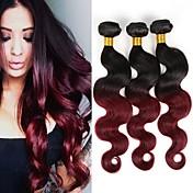Brazilian Hair Body Wave Human Hair Weave...