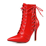 Women's Shoes Leatherette Spring / Fall A...