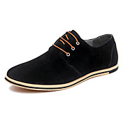 Men's Shoes Leather / Cowhide Spring / Su...