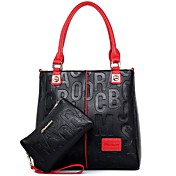 Women's Bags PU Bag Set 2 Pieces Purse Se...