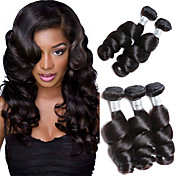 Brazilian Hair Loose Wave Natural Color H...