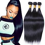 Brazilian Hair Straight Remy Human Hair N...